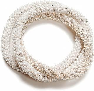 The Original Roll-On Bracelet- Set of 3- Pearl