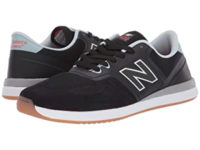 New Balance Numeric 420 (Black/White 1) Skate Shoes