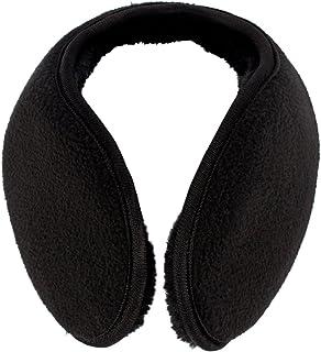 Earmuffs for Women and Men - Fleece Ear Warmers - Behind the Head Earmuffs - Ear Protection