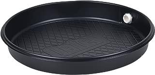 Oatey 34060 Plastic Pan with 1-Inch PVC Fitting - Bulk 18-Inch