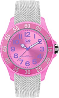Ice-Watch - Ice Cartoon Candy - Montre Blanche pour Fille avec Bracelet en Silicone - 017728 (Small)