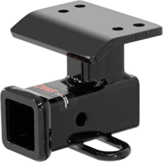 CURT 13133 Class 3 Trailer Hitch, 2-Inch Receiver for Select Volkswagen Tiguan