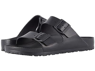 Birkenstock Arizona Essentials (Black EVA) Shoes