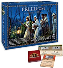 Freedom - The Underground Railroad w/Free Card Deck Expansion