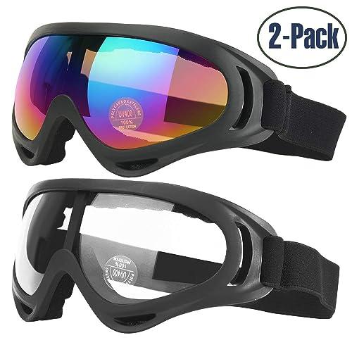 2bf84894f1b1 Mountain Bike Goggles  Amazon.co.uk