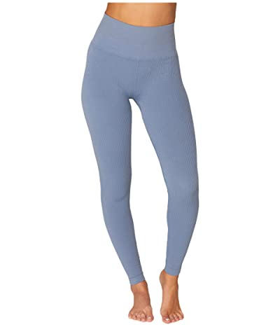 Spiritual Gangster Metta Leggings (Ocean) Women
