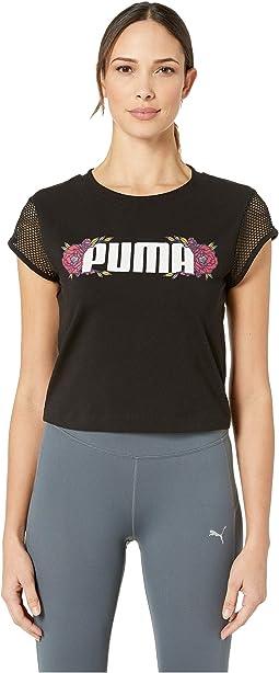 Puma Black/Gold Fusion