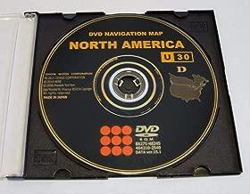 Toyota Lexus Gen 4 Navigation Latest 2015-2016 Map Update DVD U30 Version 15.1 North America (Latest Version Released)