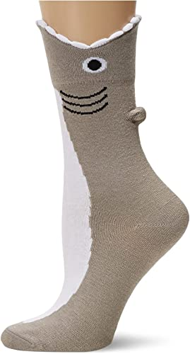 K. Bell Socks womens Funny Animal Novelty Crew Socks