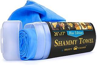 "Premium Сar Shammy Towel – 26"" x 17"" – Super Absorbent Chamois.."
