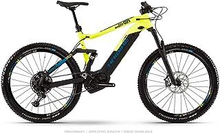 Sduro FullSeven LT 9.0 Pedelec E-Bike - Bicicleta de montaña (27,5 pulgadas, talla L), color negro, amarillo y azul