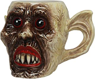 Pacific Giftware Home Decor Zombie Ceramic Mug Drink Coffee Cup, Goth Evil