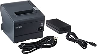 Epson C31CA85084 TM-T88V Thermal Receipt Printer (USB/Serial/PS180 Power Supply)
