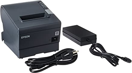 Epson C31CA85084 TM-T88V Thermal Receipt Printer (USB/Serial/PS180 Power Supply)