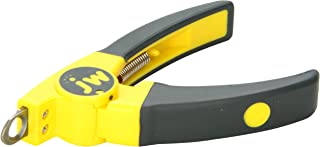 JW Gripsoft Deluxe Cat Nail Trimmer, Grey/Yellow