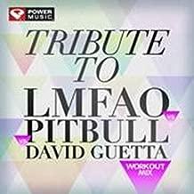 Tribute to Lmfao vs Pitbull vs David Guetta Workout Mix (60 Min Non-Stop Workout Mix (135 BPM) ) [Clean]