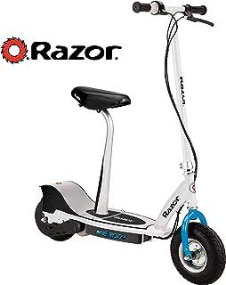 Razor E300S Scooter Eléctrico de Adulto con Asiento, Patín