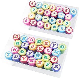 Amazonfr Tampon Lettre Alphabet Tampons à Imprimer