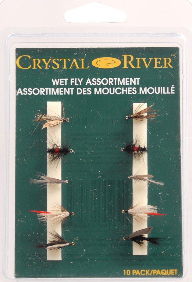 Crystal River Manufacturer OFFicial shop Fly Wet Bargain Assortments