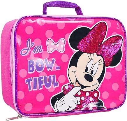 Minnie Mouse Soft Rectangular Insulated Lunch Bag … (Cute Minnie)