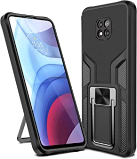 Hicaseer Case for Moto G Power (2021),Military Armor-Level Shockproof Phone Cases with Kickstand Case for Motorola Moto G ...