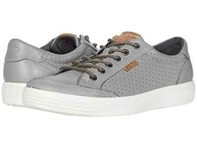 ECCO Soft 7 Light Sneaker (Wild Dove) Men