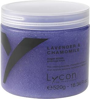 Lycon Lavender and Chamomile Sugar Scrub 520 g, Lavender and Chamomile, 520 g