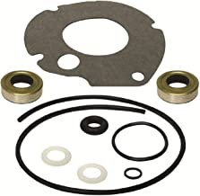 GLM Lower Unit Housing Gearcase Seal Kit for Johnson Evinrude 9.5 Hp (1967 B Suffix) All 1968-1973 Replaces 18-2683 Read Product Description for Exact Applications