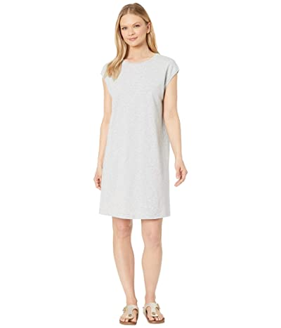 Lole Luisa Cap Sleeve Dress (Light Grey Heather) Women