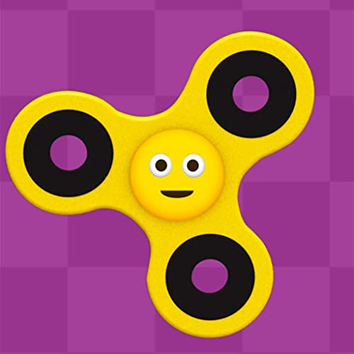 The Emoji Fidget Hand Spinner