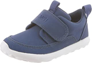 IFME Children's Slip-On Happi Sneakers (10 M US Little Kid, Navy)