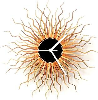 41cm / 59cm / 98cm orologio da parete organico fatto a mano - Medusa rame