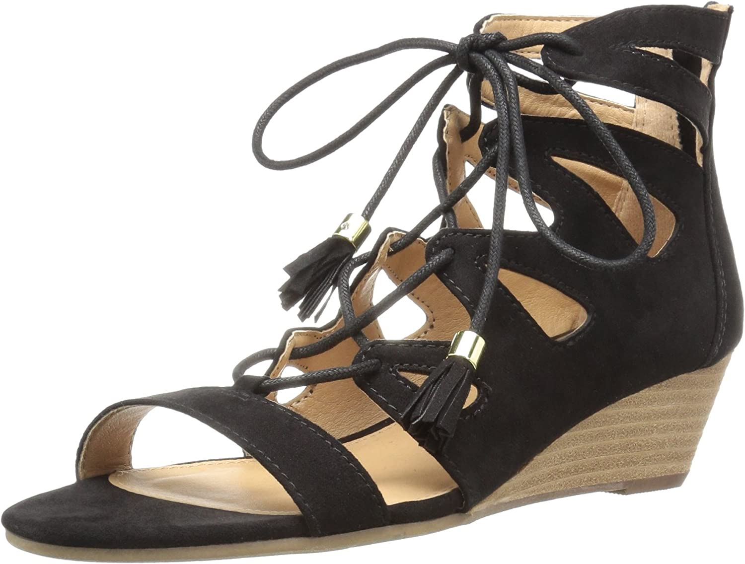 Report Womens Miramar Wedge Sandal