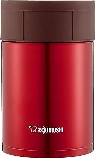 ZOJIRUSHI 象印 不锈钢保温闷烧杯闷烧罐 450ml SW-HC45 红色 450ml