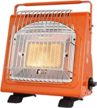 Portable Gas Heater, 1.7KW Multifunctional Butane Heating Cabinet for Outdoor Camping, Safety Household Propane Heater, Sp...