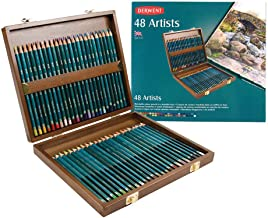 DERWENT(R) R0700643 ARTISTS PENCILS, WOODEN BOX 48