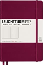 LEUCHTTURM1917 (359695) Carnet Medium (A5) dotted,