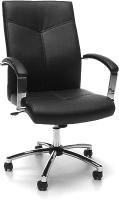 Black Impacterra Lachman Office Chair