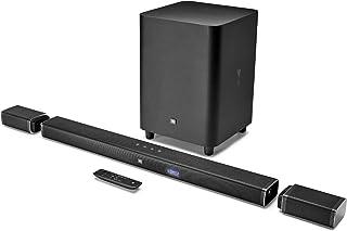 JBL 5.1-Kanaals 4K Ultra HD-Soundbar, Draadloos, Zwart