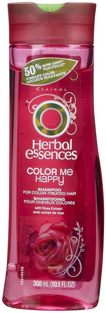 より良い指紋存在海外直送品Herbal Essences Color Me Happy Hair Shampoo, 10.17 oz by Herbal Essences
