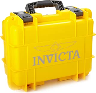 Best invicta yellow watch box Reviews