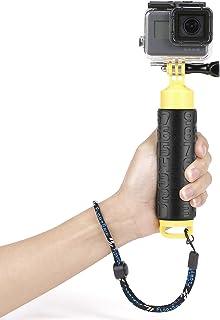 【Taisioner】GoPro HERO7/6/5/4/3+用 フロートグリップ ハンドグリップ 自撮り棒 水中撮影用 (フロートグリップ)