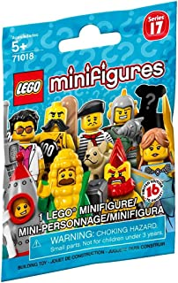 lego minifigures series 17 complete set