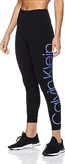 Calvin Klein Women's High Waist Full Length Leggings
