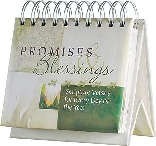 DaySpring Flip Calendar - Promises and Blessings - 16766