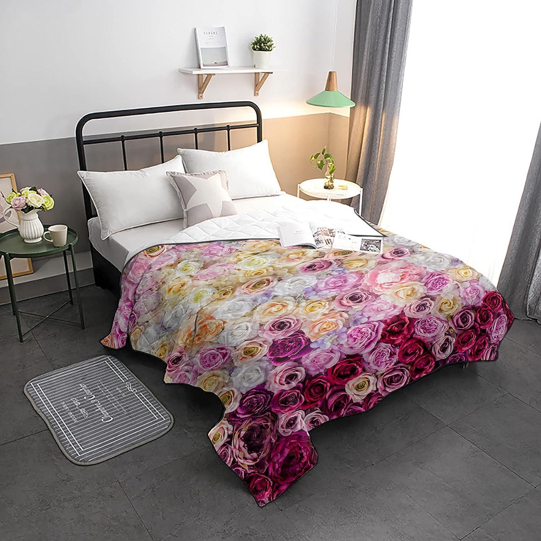 supreme HELLOWINK Bedding Comforter Duvet Twin Fees free!! Qu Size-Soft Lighweight