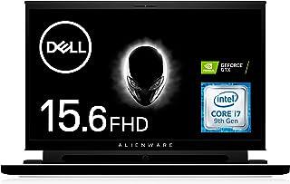 Dell ゲーミングノートパソコン ALIENWARE 15 m15 Core i7 GTX 1660Ti シルバーホワイト 20Q21L/Win10Pro/15.6FHD/16GB/512GB SSD