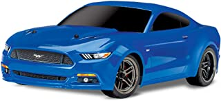 Traxxas Ford Mustang GT 1/10 Scale AWD Supercar with TQ 2.4GHz Radio System