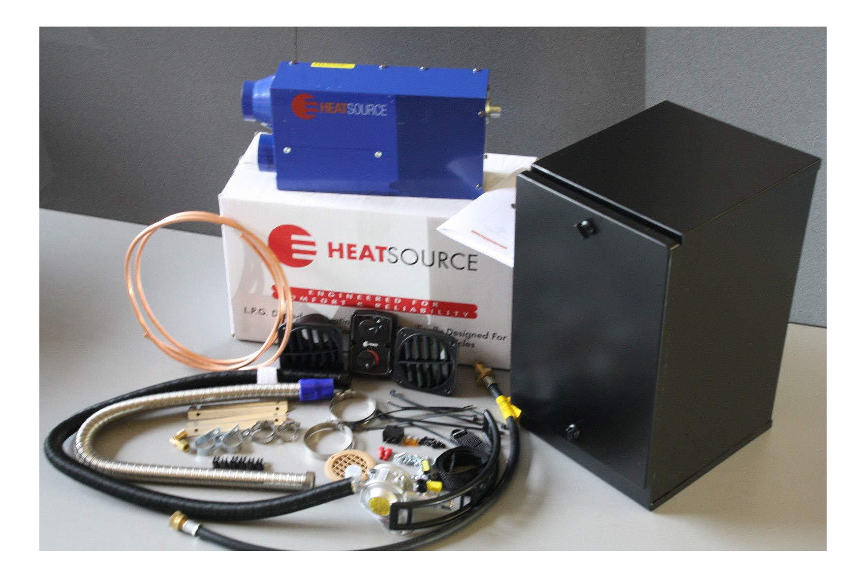 Propex Gas Heater HS2000 Single