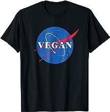 vegan nasa shirt